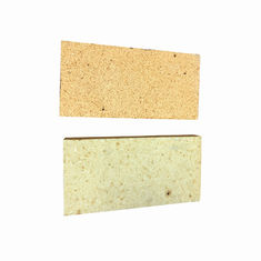 Erosion Resistance High Alumina Fire Bricks High Softening Under Load And Resistance