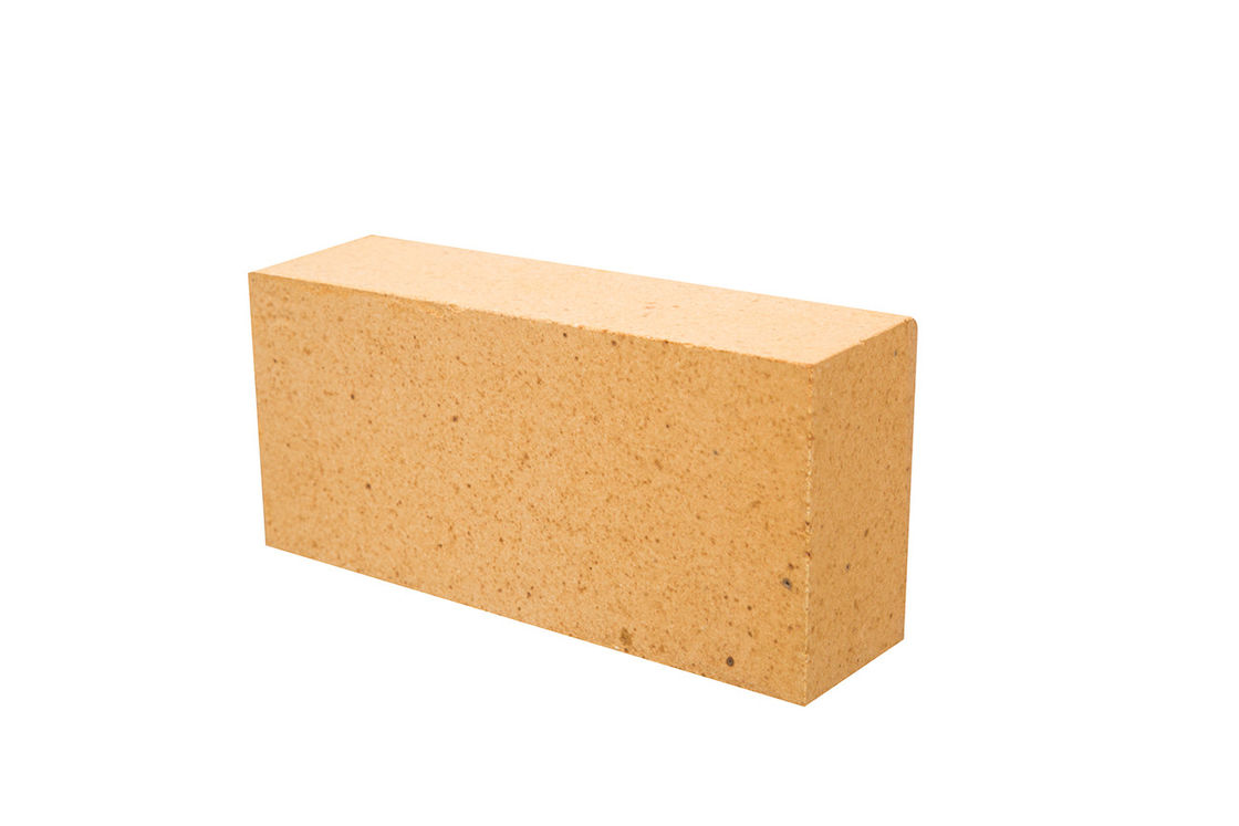 Wear Resistance Alumina Refractory Bricks High Pressure Strength For Hot Air Furnace